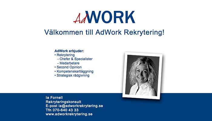 AdWork Rekrytering