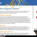 Airstar - sida