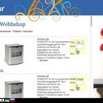 Airstar - webbshop