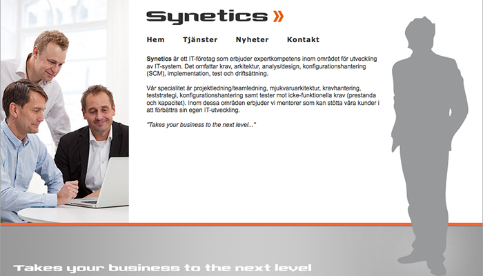 Synetics