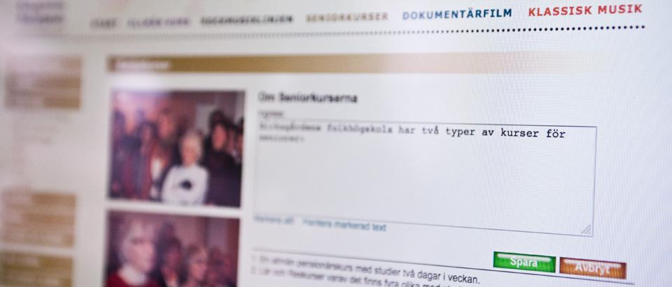 Birkagårdens folkhögskola - admin