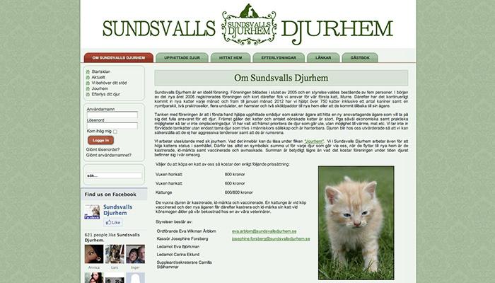 Sundsvalls Djurhem